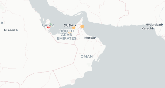 us military bases middleeast