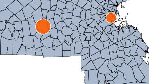 massachusetts cities towns poly