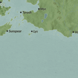 Atlas Of Thrones: A Game of Thrones Interactive Map